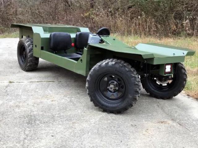 Stryker - 72 Volt Series